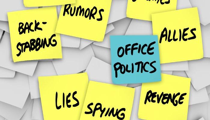 The Secret Recipe To Recognize Office Politics In Advance - HRM Exam