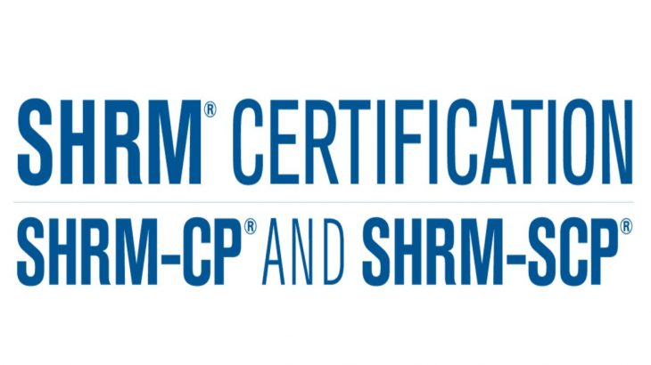 SHRM Certifications