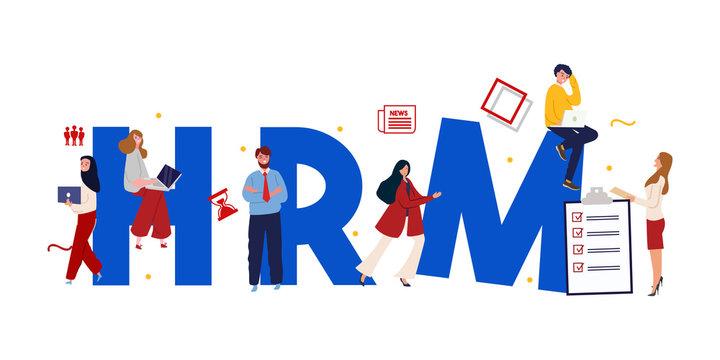 HRM, HR
