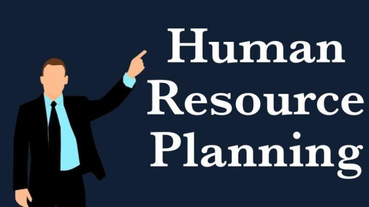 Human Resource Planning, HR